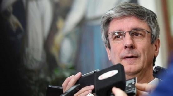 El intendente de Esquel Sergio Ongarato
