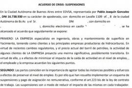 EDVSA propone bajar el 85 % del salario a sus trabajadores