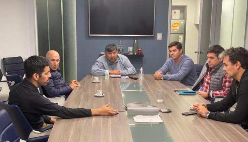 """Ávila: """"Siempre vamos a defender las Pymes de la región"""""""