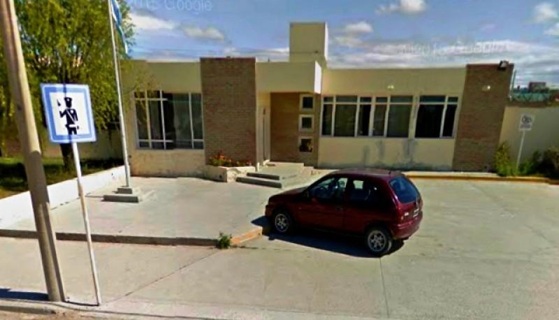 Comisaría Tercera de Puerto Madryn.