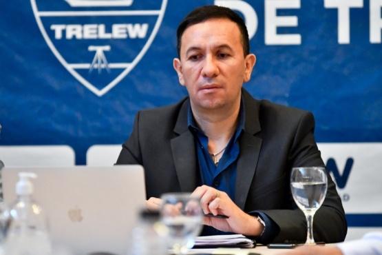 Maderna mantuvo videoconferencia con Arcioni