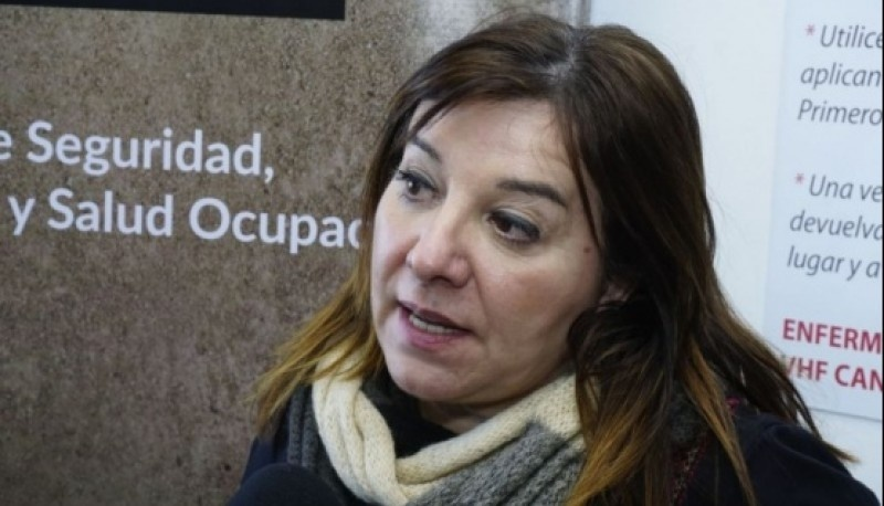La presidencia del CPE, María Velázquez, detalló las acciones que realizan por la cuarentena. (Archivo).
