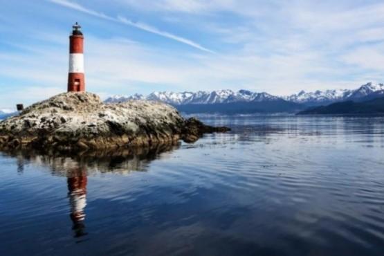 El faro de Tierra del Fuego.