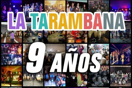 La Tarambana recordó sus nueve años de vida