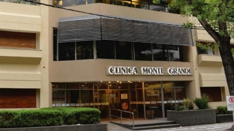 Clínica en Monte Grande.
