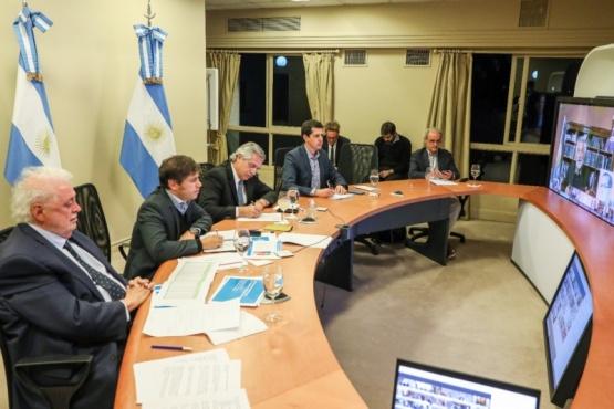 Nación dispuso 120 mil millones de fondos a las provincias