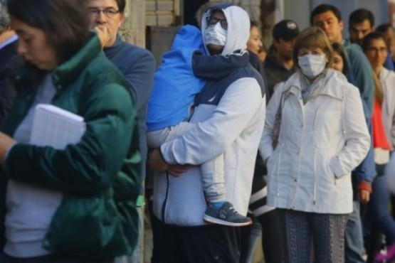 Punta Arenas con alta tasa de contagio a nivel mundial