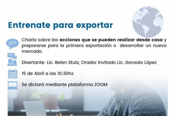 Curso virtual sobre exportación.