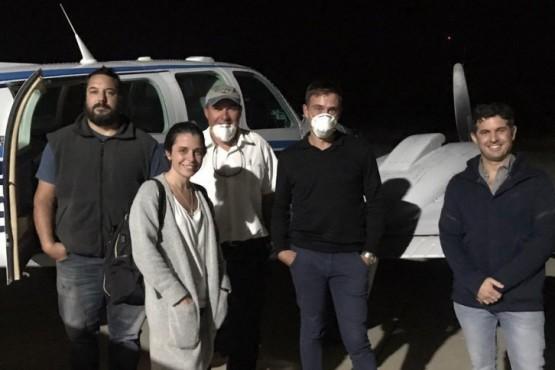 Llegaron médicos del Malbrán para habilitar el centro de diagnóstico para detectar coronavirus