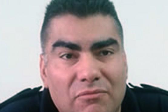 Román Macias Jefe de la Unidad Regional Trelew.