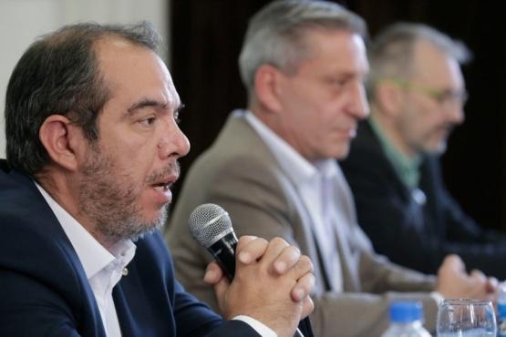 """Grazzini: """"El Ministerioha tomado todas las determinaciones junto al Comité de Crisis"""""""
