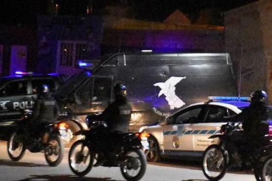 Policía (Foto LVDS).