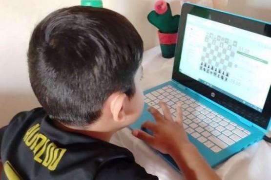 El juego en línea crece en la provincia.