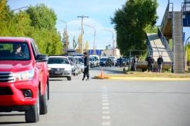 Las fuerzas de seguridad controlaron 3200 vehículos e identificaron a 3500 personas