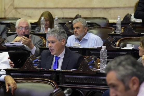 Pablo González, presidente de la Comisión de Asuntos Constitucionales de la Cámara Baja. (Archivo).