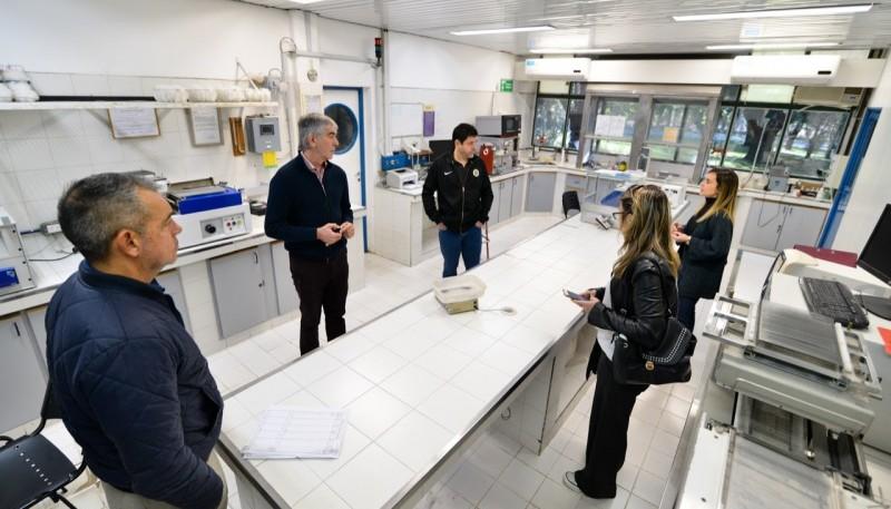 Municipio recorre fábricas para adecuar protocolos sanitarios
