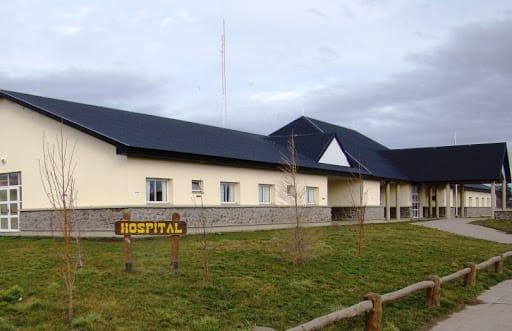 Hospital rural de Trevelin.