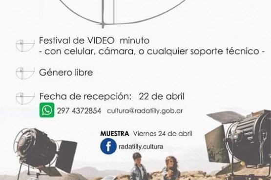 Festival de video.