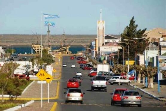 El hecho ocurrió en la ciudad de Puerto San Julián.