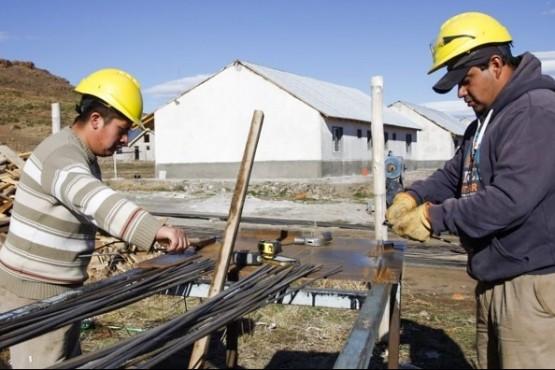 Los trabajadores de la construcción son los más afectados