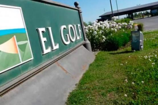 Barrio El Golf.