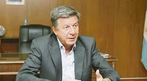 El diputado nacional chubutense, Gustavo Menna