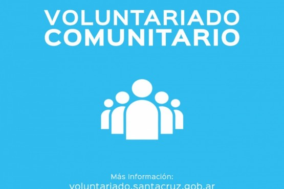 El Gobierno de la provincia lanza el Voluntariado Comunitario