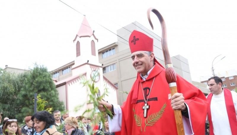 Aviso de la despedida de monseñor Miguel Ángel DAnnibale