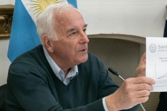 Nadalich dialogó con Diputados y Diputadas