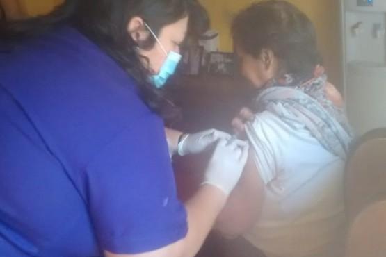 Chubut vacunó 33.908 personas contra la Gripe, en tan solo tres semanas