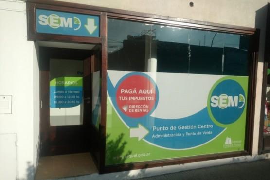 Abrirán oficinas del SEM y Terminal de Ómnibus para el pago de impuestos municipales