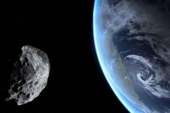 Un asteroide del tamaño de una casa rozó la Tierra