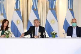 El Presidente y el Ministro de Economía presentaron los términos de la oferta argentina