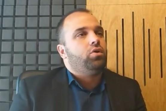 Rodrigo Gojan, director de Educación Técnica.