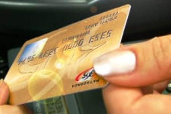 Se puede confirmar débito automático de las tarjetas de crédito