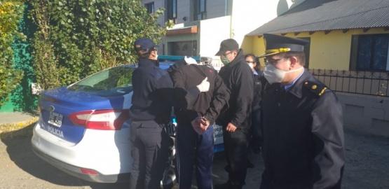 Segundo detenido por el robo a la carnicería. (C.R)