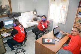 El rol clave de la Cruz Roja en los controles de la pandemia