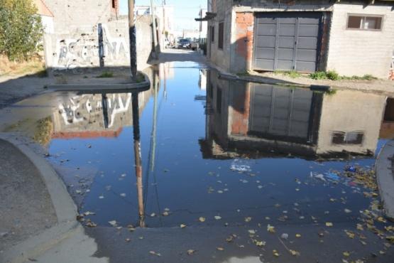 Calles inundadas (C.R)