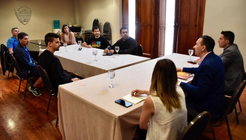 Gimnasios le plantearon a Maderna la posibilidad de reabrir