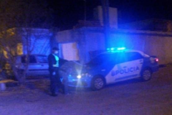 Un joven fue detenido por posesión de drogas, tras evadir un control policial