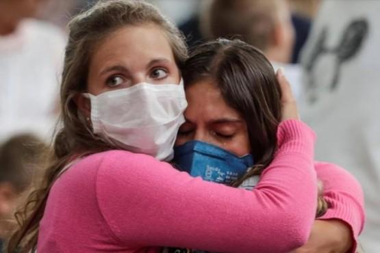 En Argentina, el 25% de las personas con coronavirus se recuperaron