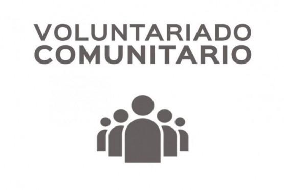 Gran convocatoria de postulantes en el Voluntariado Comunitario