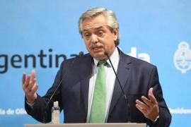 Alberto Fernández garantizó la asistencia a provincias y habló de un nuevo pacto federal