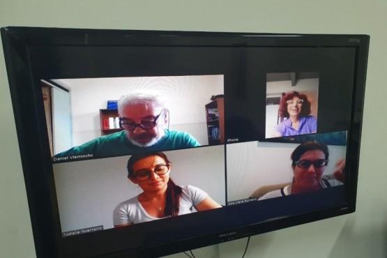 Videoconferencia y mesa de Entrada Virtual para labores del Concejo Deliberante