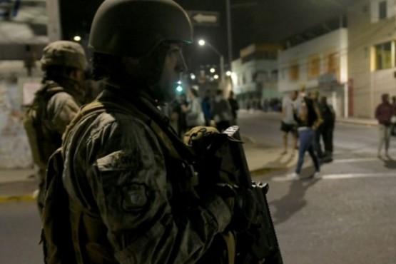 Punta Arenas: más de 60 personas detenidas por violar la cuarentena