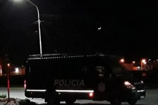 Se fugaron de un control policial a los tiros