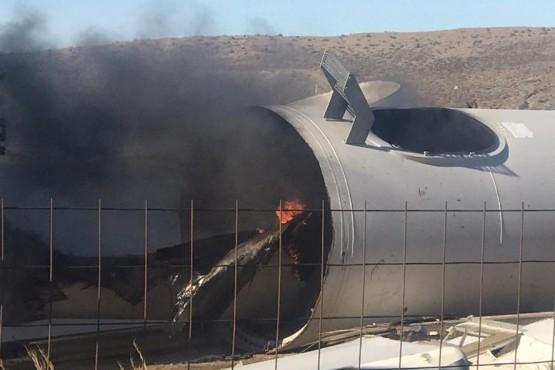 Incendio de una caldera alertó a los bomberos