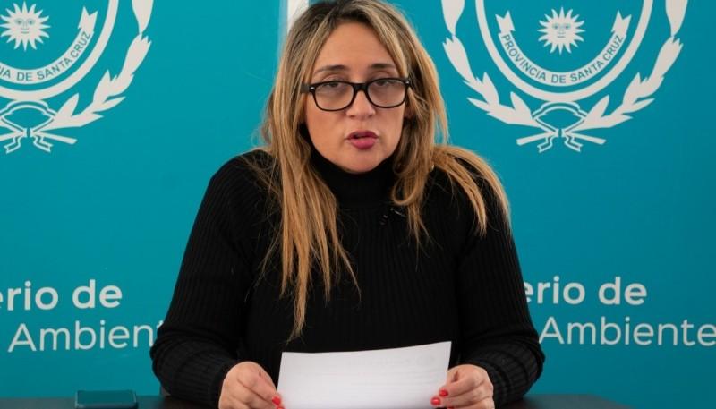Epidemióloga Ana Cabrera.