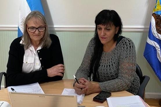 El Gobierno participó en el Foro Patagónico contra la violencia de género