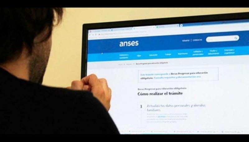 La página de Anses para consultar.